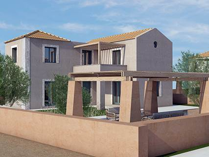 Ανακαίνιση Παλιάς Μονοκατοικίας