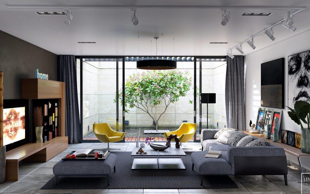 7 Πανέμορφες ιδέες για να ανανεώσετε το σαλόνι σας